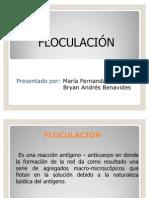 Floculacion by Dexs