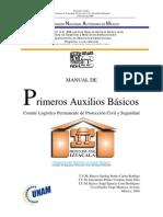 TUM (Manual de Prmeros Auxilios Basicos