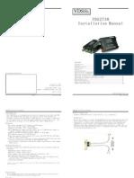 VDS2730 Manual