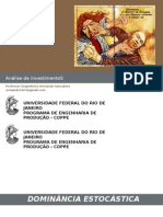 DOMINÂNCIA ESTOCÁSTICA_PPT