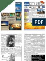"Kuta Weekly-Edition 248 ""Bali""s Premier Weekly Newspaper"""