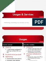 Services et Usages associés