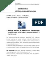 Trabajo Estructura Organizacional Eor