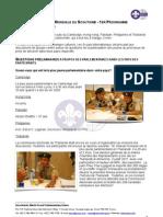 UPMS Programme d'échange des jeunes