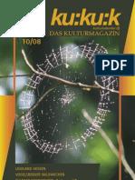 kukuk-Magazin, Ausgabe 10/2008
