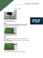 Olive Nexus 3G Configuration