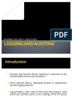 Logging & Auditing-539_vishal