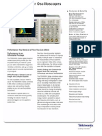TDS3000CSeries Datasheet
