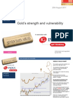 Gold's strength and vulnerability IG