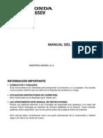 HONDA+XL650V+Transalp+Manual+Propietario