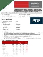 Nomura+ +ITC+[ITC+in]+ +Buy+ +Q4FY11+Results+Inline