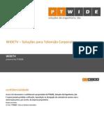 WIDETV - Solucoes de Televisao Corporativa.2011.v2.0