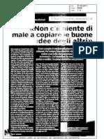 Chiara Bisconti Su Donna Moderna