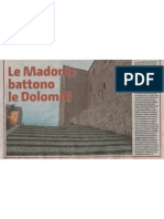 Le Madonie Battono Le Dolomiti