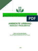 Seminario Ambiente Urbano y Residuos