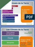 Climats et Paysages