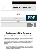 Alto Chemicals Europe A17