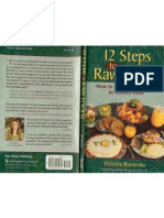 12 Steps to Raw Foods How to End Your Dependency on Cooked Food