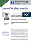 """""""Géopolitique"""" des cultures managériales - Notes d'analyse Géopolitiques n°31"""