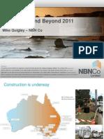 Broadband and Beyond 2011