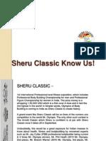 Sheru Classic Know Us!