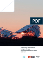 Patents Clean Energy Study En