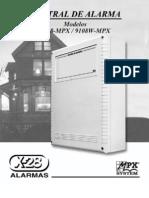 9108-Mpx (Manual de Instalacion