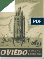 Oviedo ciudad laureada
