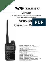 yaezu vx-3r