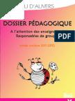 dossier Pédago ChateauAuvers 2011 2012