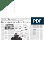 Breve y Positiva Historia Del Mercado Editorial