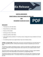 Media Release Results 07
