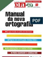 Revista Nova Escola - Manual Da Nova Ortografia