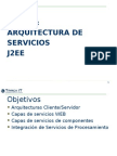 Unidad 15 Arq Servicios J2EE