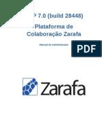 Zarafa Collaboration Platform 7.0 Administrator Manual Pt BR