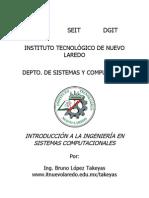 Curso Propedeutico - Introduccion a La ISC