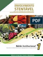 Desenvolvimento Sustentável. Expansão do Agronegócio Brasileiro