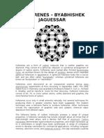 Fullerenes by Abhishek Jaguessar