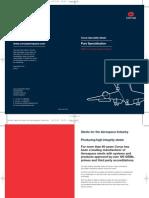 Corus Aerospace Spec Booklet