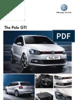 Polo Gti Brochure