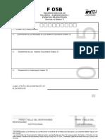 Formulario F05B