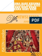 ISKCON London (UK)-2008 08-August Newsletter