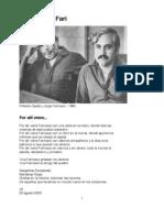 Homenaje a Jorge Farinacci