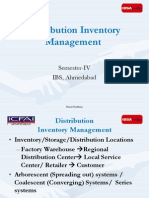 Ditsribution Inventory Management