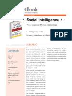 Goleman, Daniel - La Inteligencia Social Smart Book]