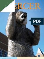 Mercer University Press Spring Summer 2011 Catalog