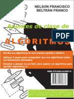 APUNTES DE CLASE DE ALGORITMOS