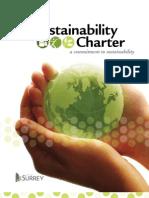 Surrey Sustainability Charter