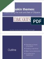 Manakin Themes - Slideset