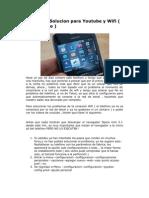solución wifi Nokia C3